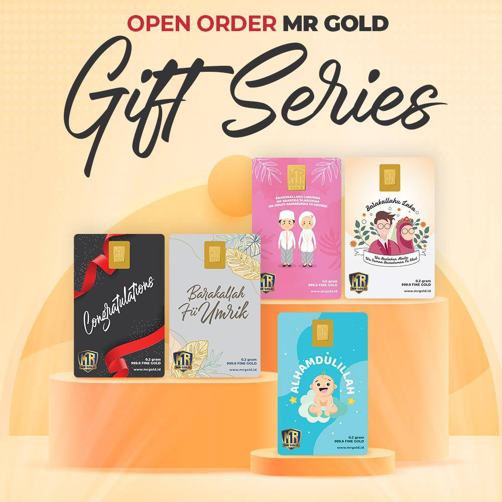 MR gold gift series